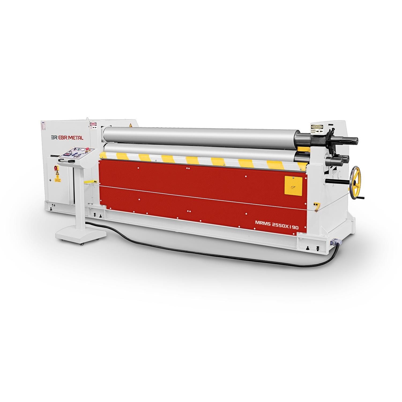 3 Rolls Mechanical Plate Bending Machines MRMS 2250