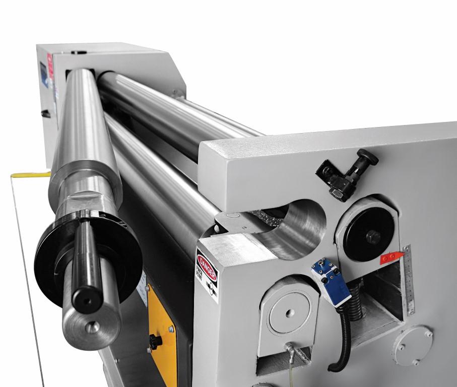 3 Rolls Mechanical Plate Bending Machines