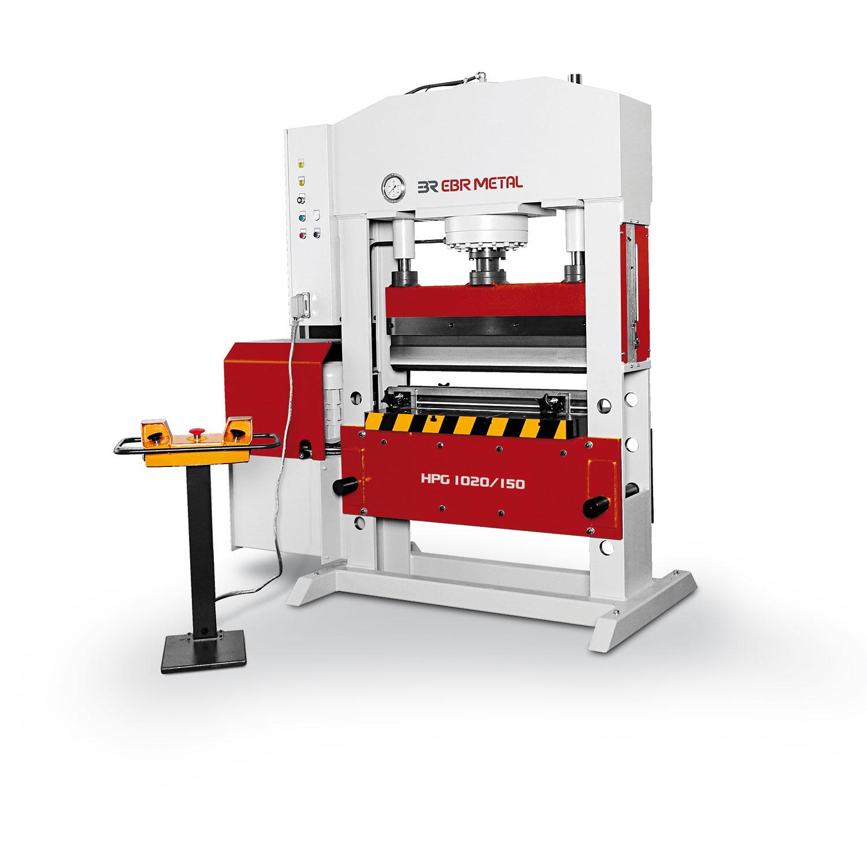 Garage Type Press HPG-1020-150