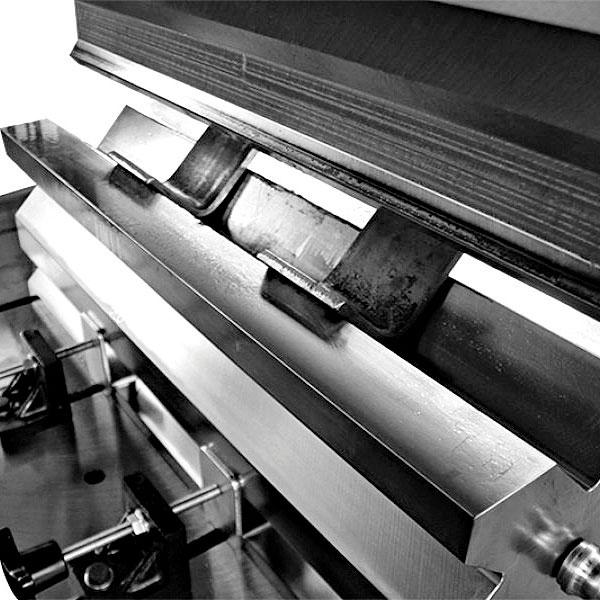 Garage Type Press HPG Detail 2