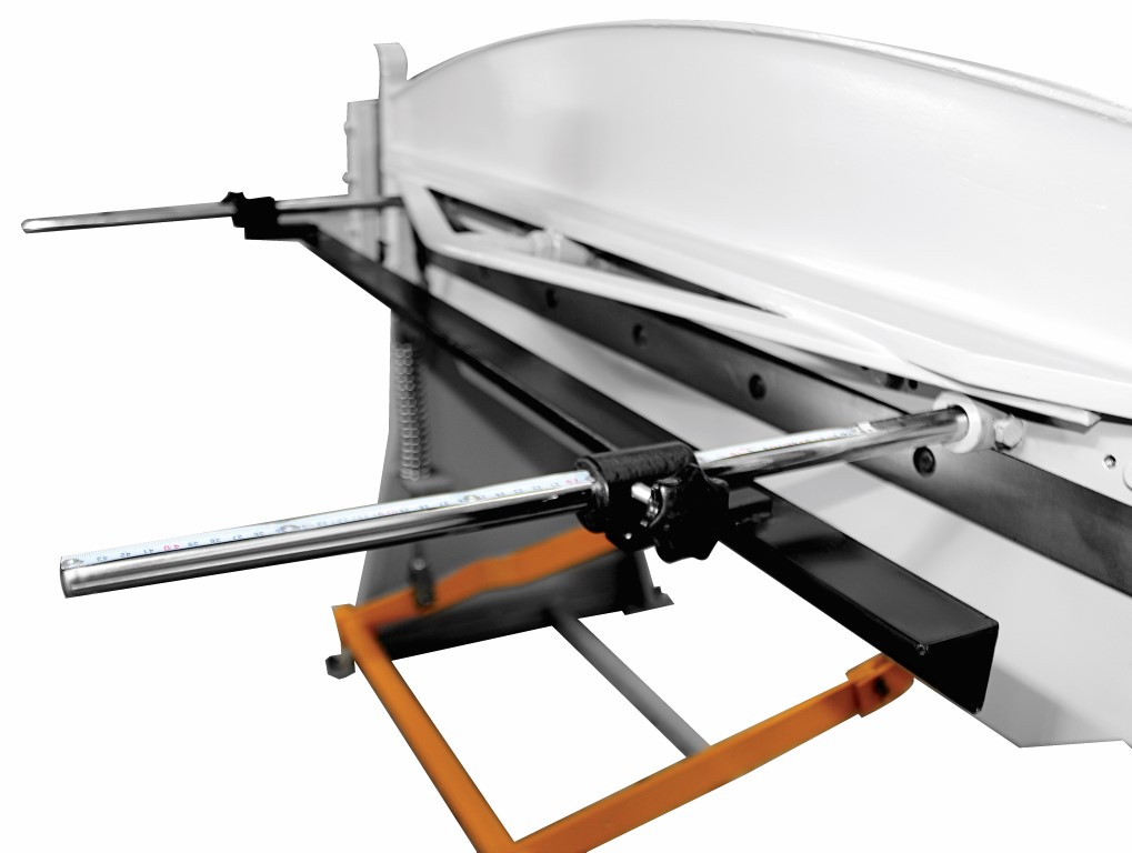 Guillotine Shears with Foot Pedal Slider