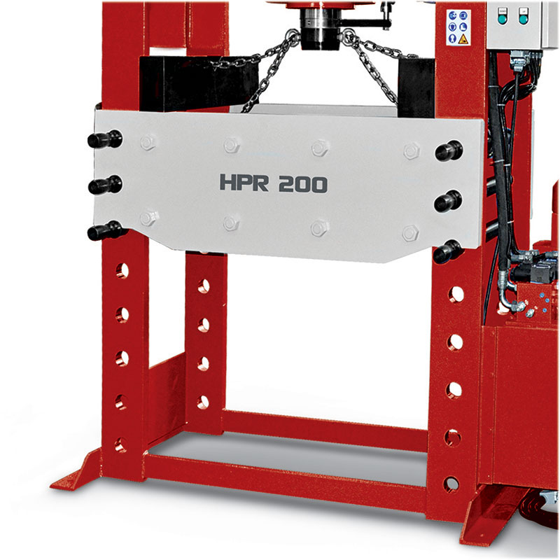 H-Type Modular Hydraulic Press HPR 200 Details