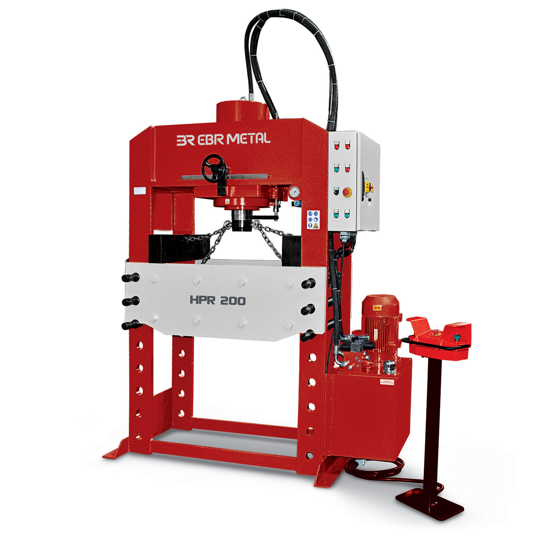 H-Type Modular Hydraulic Press HPR 200