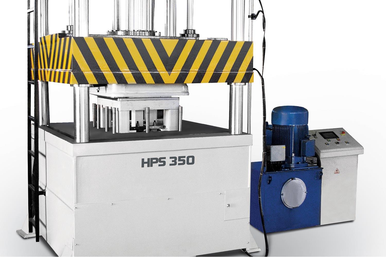 Hydraulic Deep Drawing Press detail