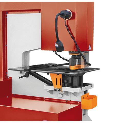 Hydraulic Punching Machine details