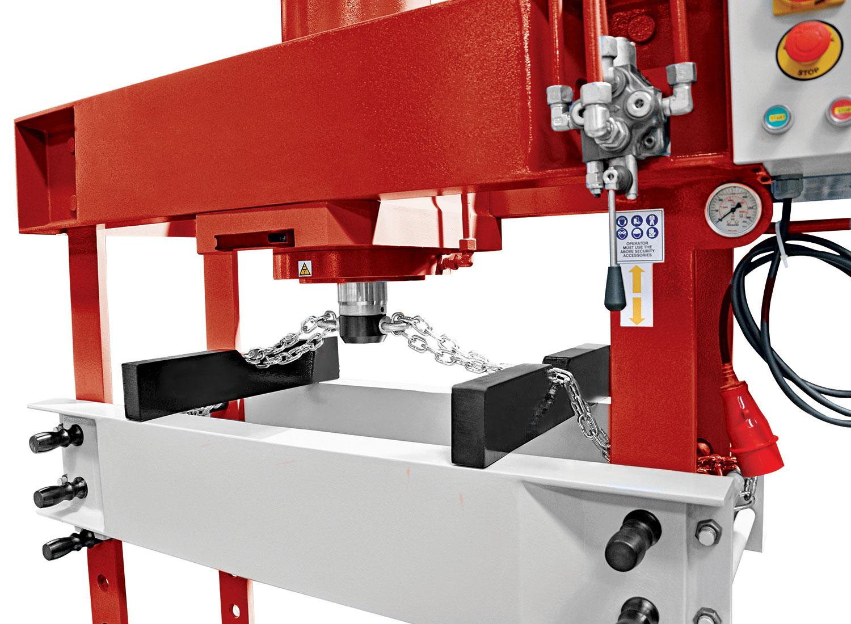 Hydraulic Workshop Press HP Details
