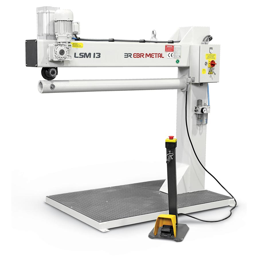 Lock Seamer Machine Overview