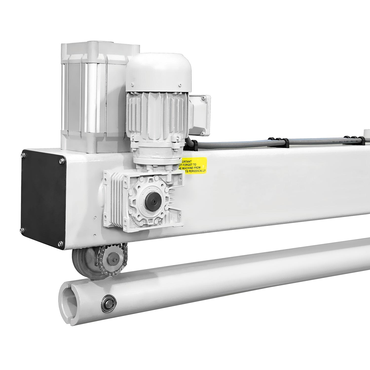 Lock Seamer Machine Slider