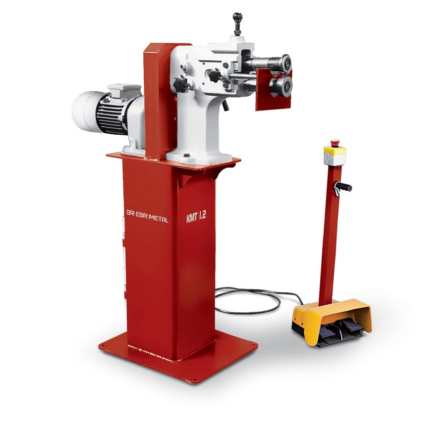 Manual and Power Operated Trimming Bordering Machines KMT