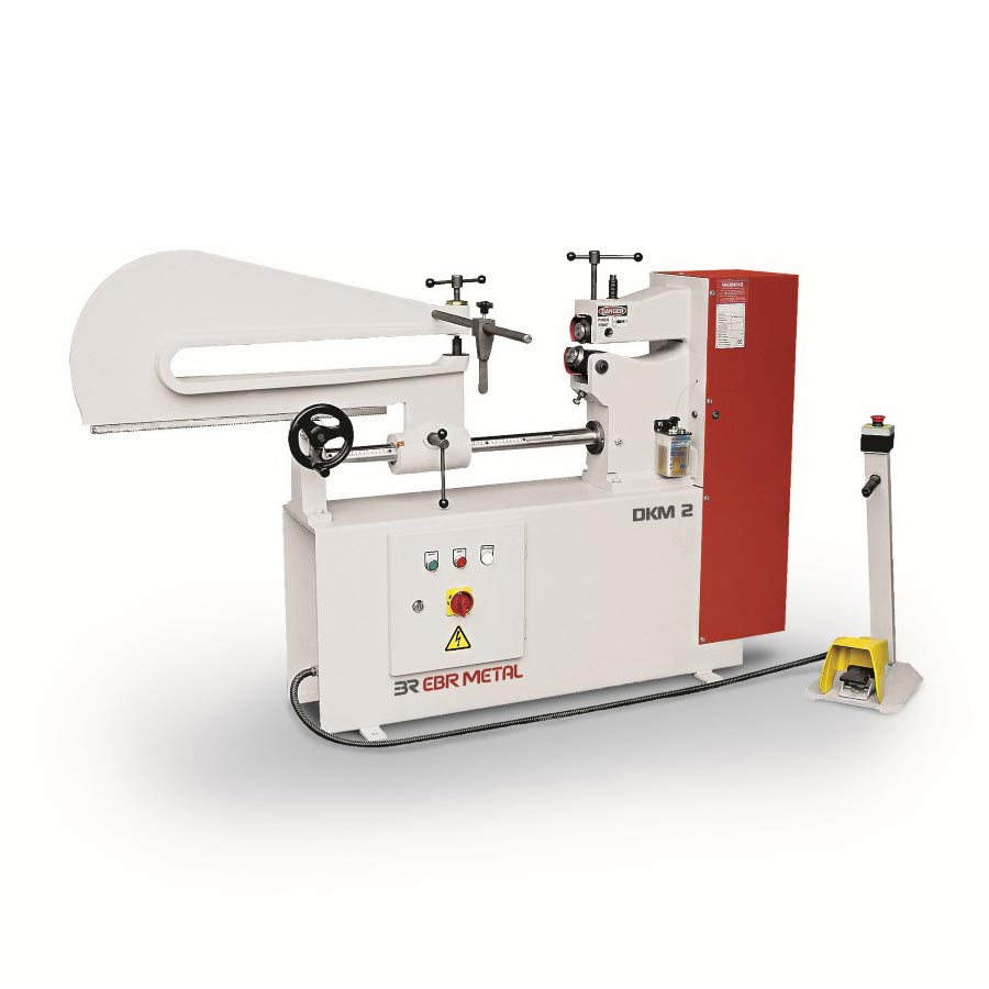 Motorized and Manual-Circular Cutting Shear DKM-2