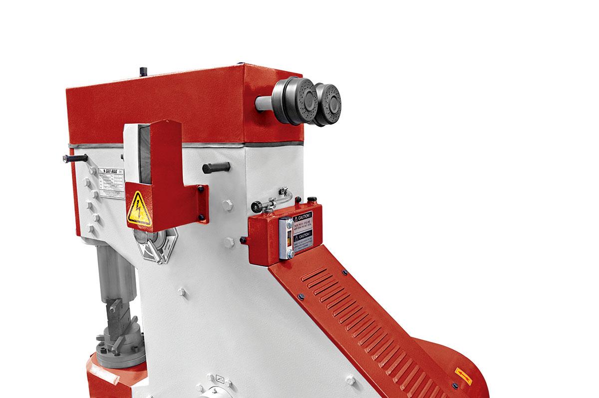 Pneumatic Forging Hammer Detail