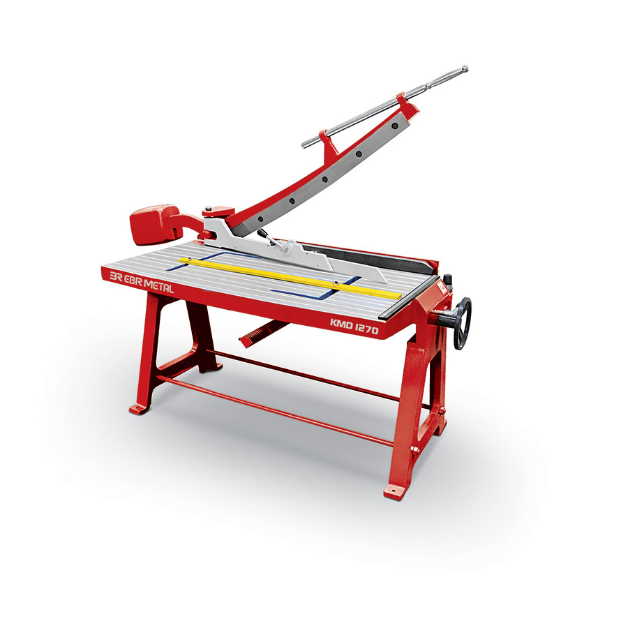 Hand Lever Guillotine Shear Overview