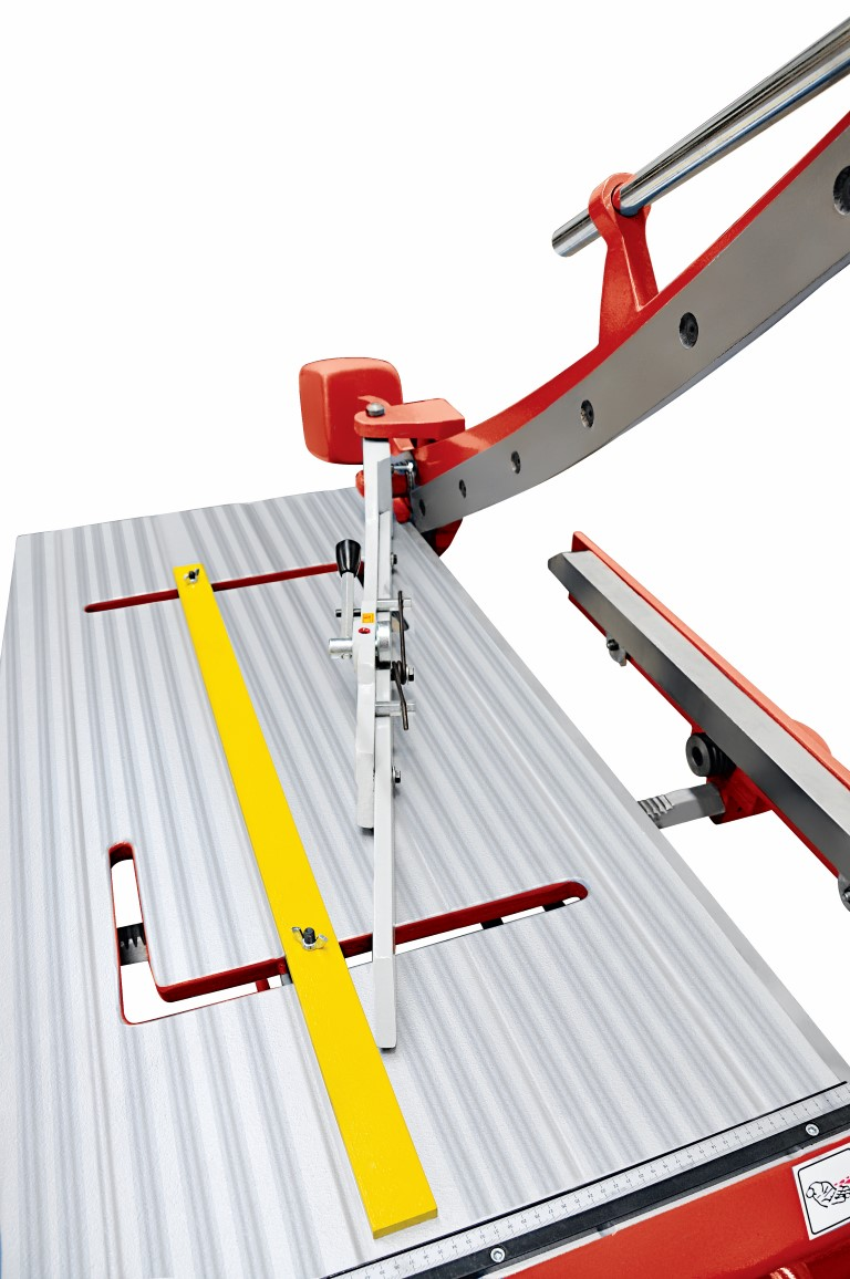 Hand Lever Guillotine Shears Slider