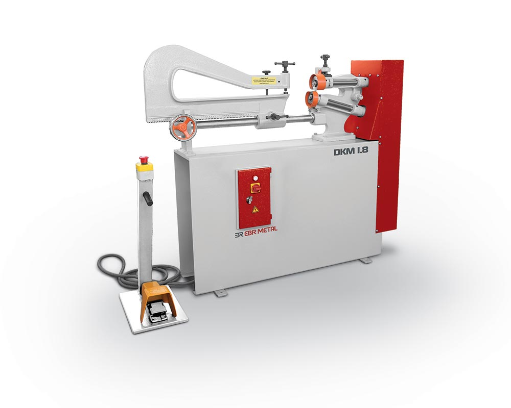 Motorized and Manual Circular Cutting Shear Overview