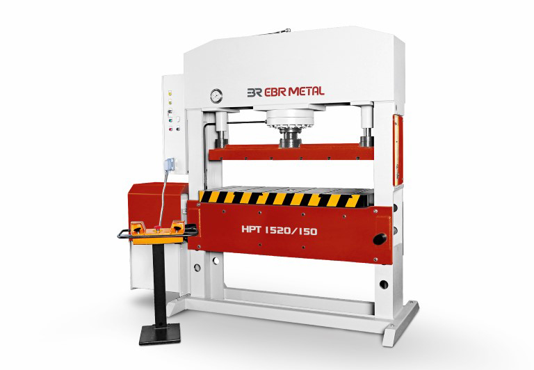 Universal T Slot Hydraulic Press